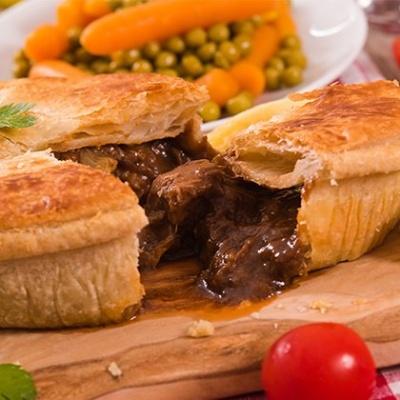 Savoury Pies & Quiche